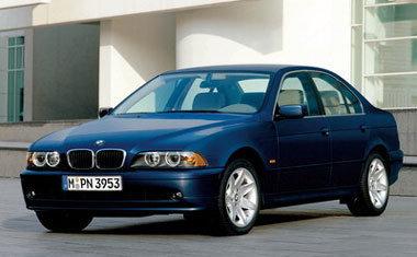 фото BMW 5-series 1995 - 2004