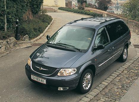 фото Chrysler Voyager 2001