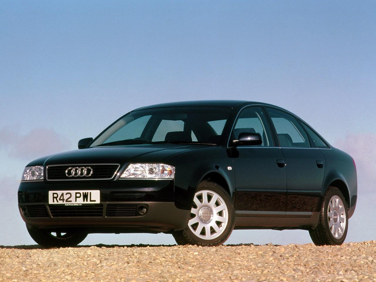 Обзор автомобиля Audi A6 1997–2004