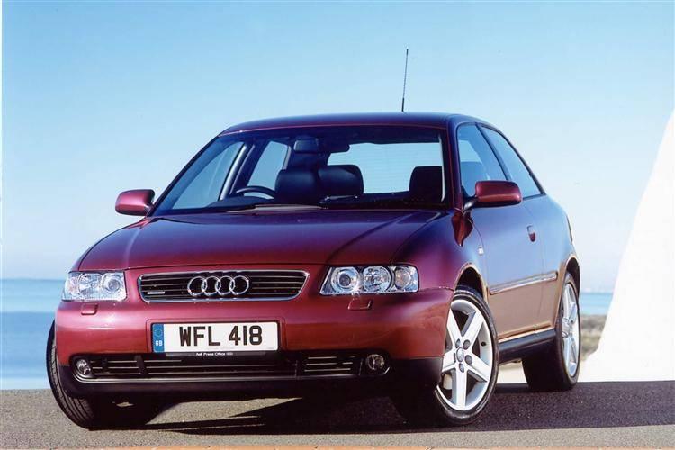 Audi A3 1996 фото