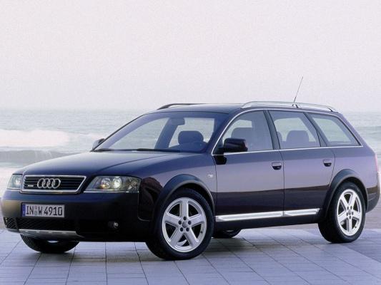 Обзор Audi Allroad 2000 — 2006