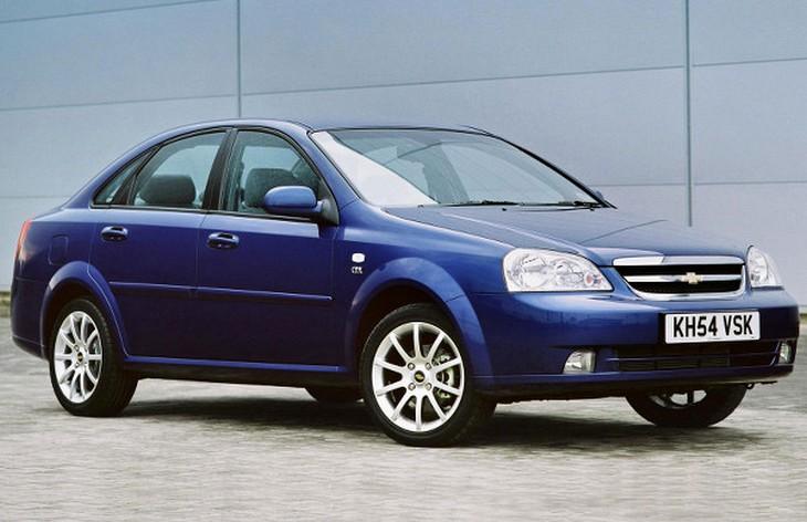 Chevrolet Lacetti 2004 фото