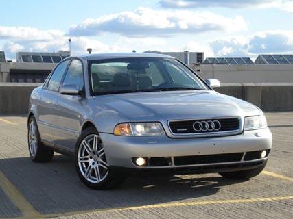 Audi A4 2000 — 2004. Мнение эксперта