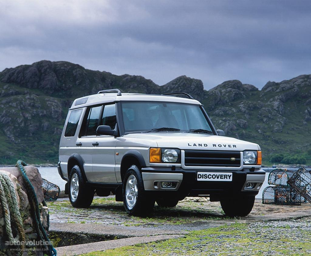 Обзор Land Rover Discovery 1998 — 2004 года