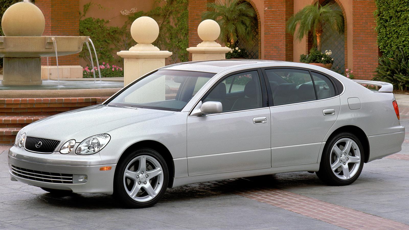 Обзор Lexus GS 1998 — 2004 года