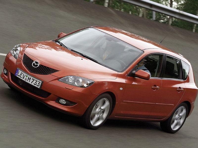 Обзор Mazda 3 2003 — 2009 года