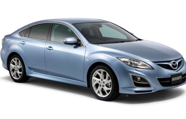 Обзор Mazda 6 2002 — 2008 года