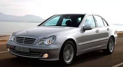 Обзор Mercedes C-Class 2000 — 2007 года