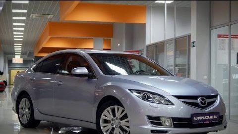 Обзор Mazda 6 2008-года