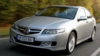 Обзор Honda Accord 2003 — 2007 года