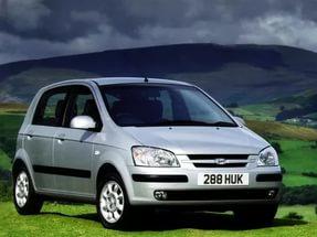 Обзори Hyundai Getz  2002-года