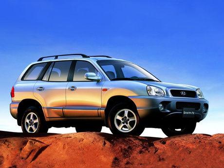 Обзор Hyundai Santa Fe 2000 — 2006 года