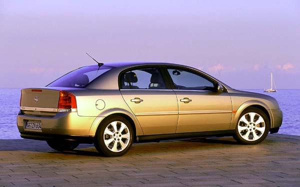 Обзор Opel Vectra 2002- 2006 года