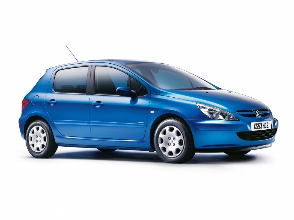 Обзор Peugeot 307 2001 — 2008 года