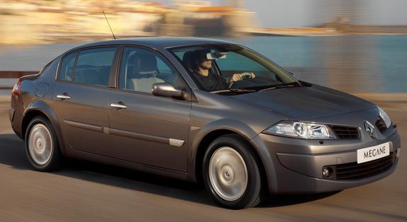 Обзор Renault Megane 1995 — 2003 года