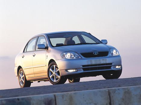 Обзор Toyota Corolla  2006-года
