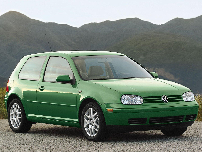 Обзор Volkswagen Golf 1997 — 2004 года