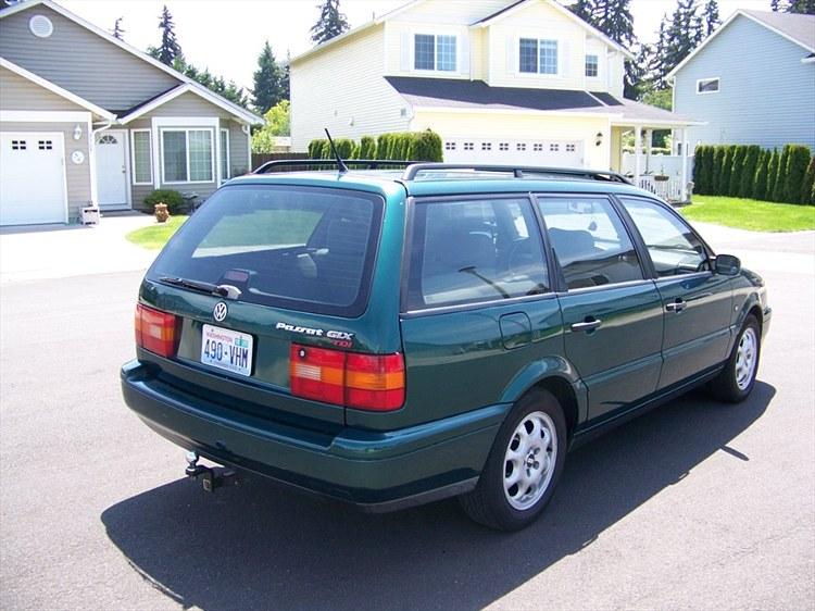 Обзор Volkswagen Passat 1996 — 2005 года