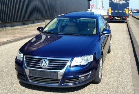 Обзор Volkswagen Passat 2005-года