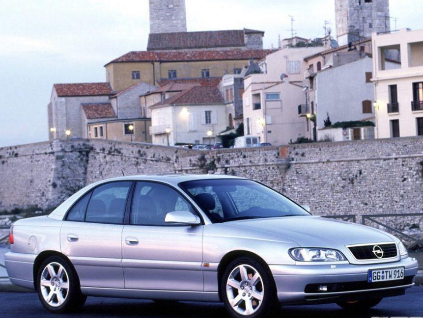 Обзор Opel Omega 1994 — 2003 года
