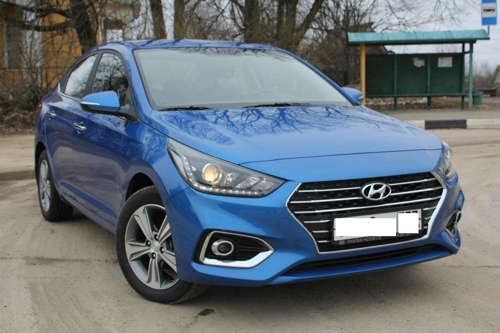 Покупаем подержанный Hyundai Solaris