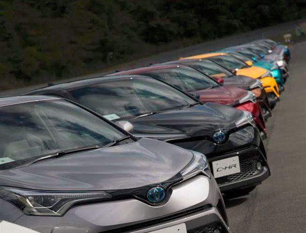 """Toyota позаботится о том чтобы электрические авто заряжались в """"момент"""""""