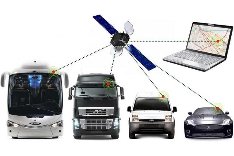мониторинг местоположения с помощью GPS