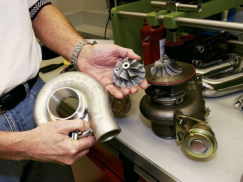 Турбоост — профессиональный ремонт турбин в Москве