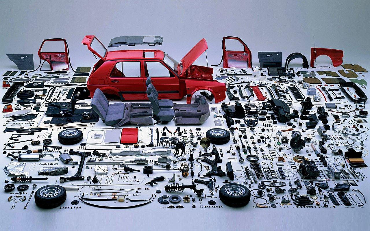 Срок службы автомобильных деталей