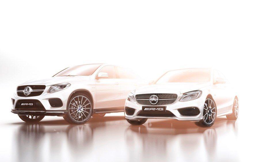 Новые модели AMG 2019 года