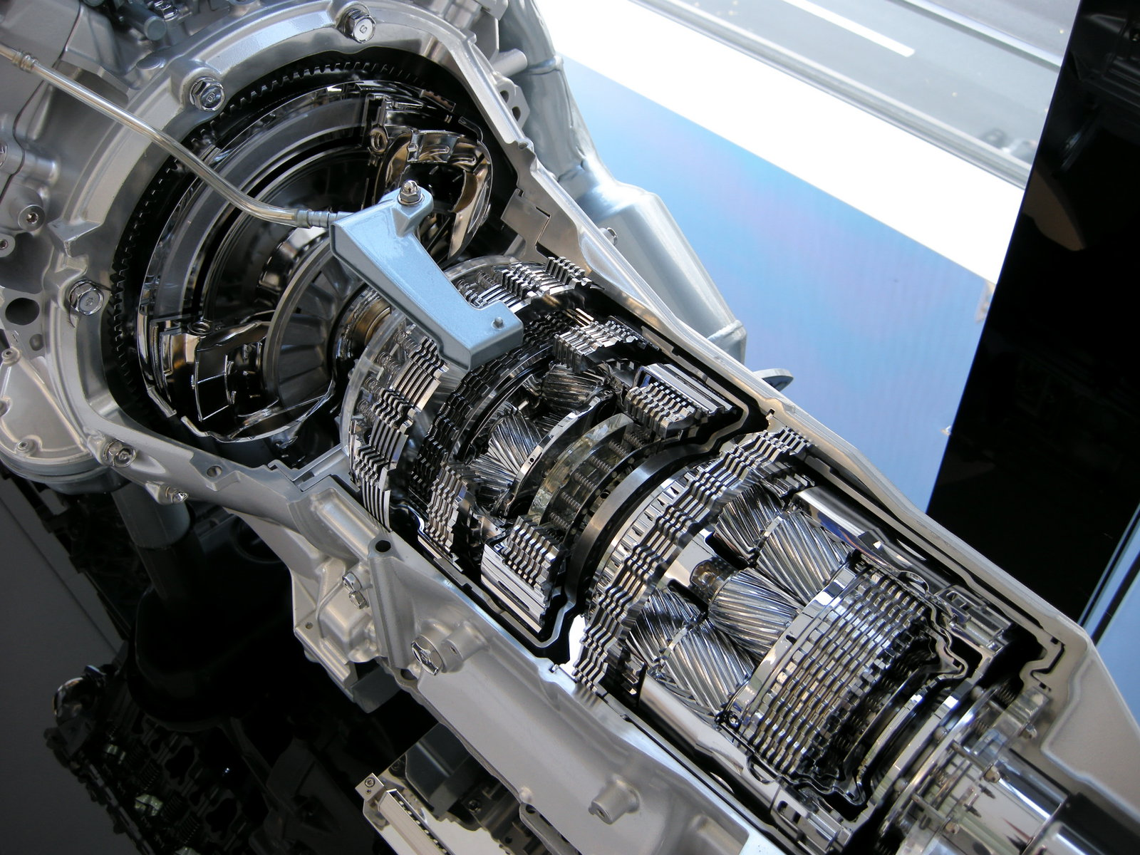 Где заказать ремонт автоматической коробки передач в Казани?