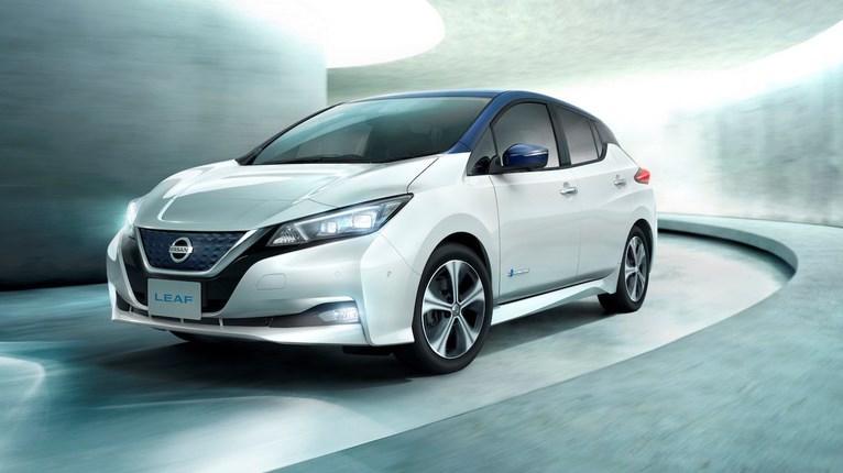 Новый Nissan Leaf — цены в Европе
