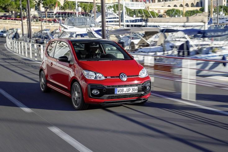 Volkswagen Up GTI 2018 уже доступен в Европе