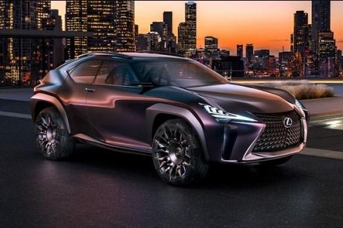 Обновленный Lexus UX будет представлен в Женеве