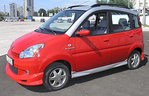 ЭлектромобильBio Auto evA-4
