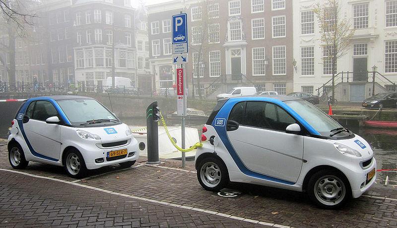 ЭлектромобильSmart Fortwo Electric Drive