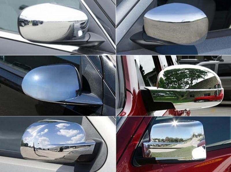 Хром-накладки для автомобиля