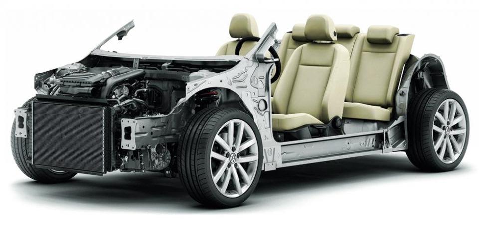 MQB – основополагающая платформа от Volkswagen