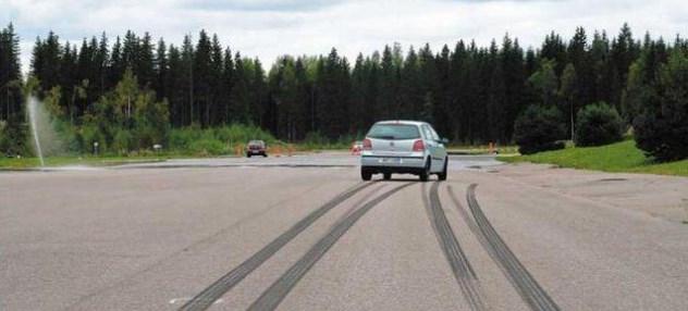 Хонда тормозной путь