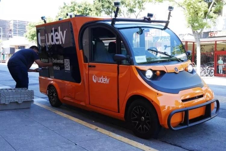 В Калифорнии разрешили тестирование малотоннажных грузовиков с автономным управлением