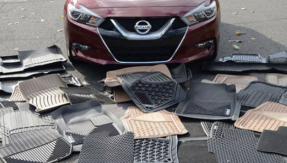 выбрать коврики в авто