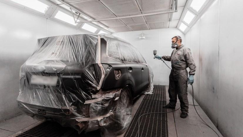 Кузовной ремонт автомобиля в Нижнем Новгороде