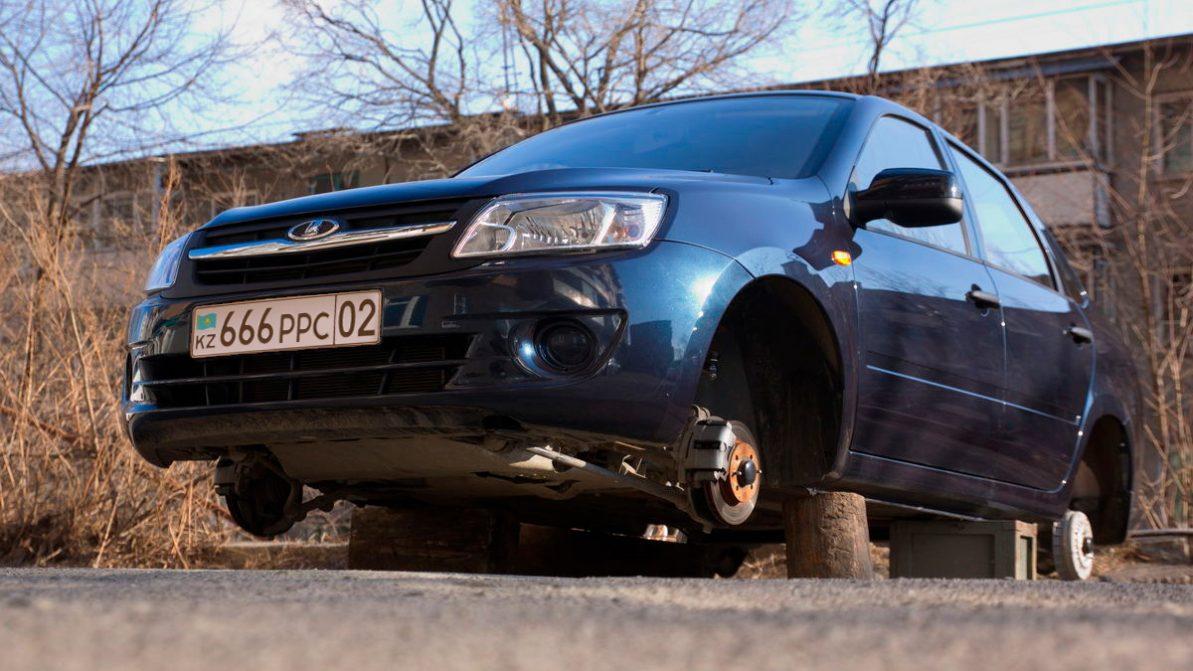 Как уберечь колёса от кражи? Рекомендации