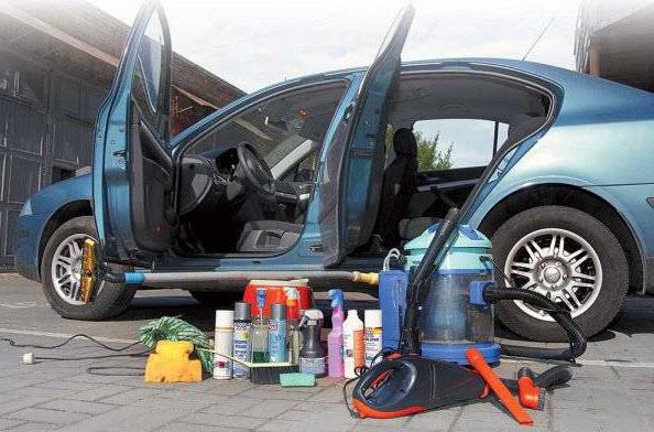 Готовим авто к продаже