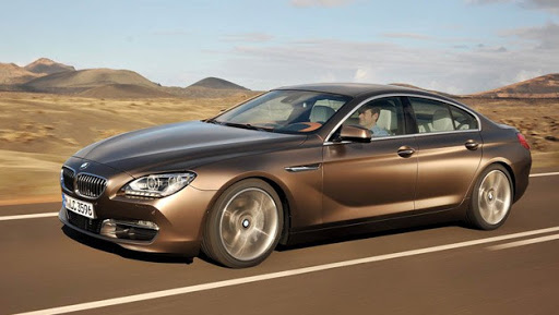 Известны российские цены на BMW 6 Series Gran Coupe и купе M6