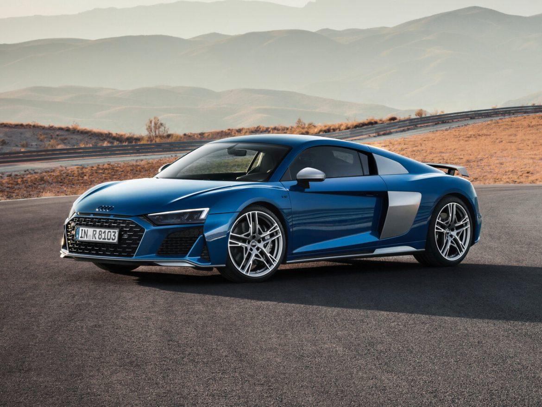 Audi R8. Обзор и отзывы