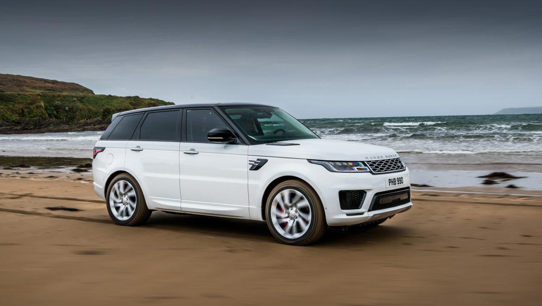 Новый Range Rover теряет в весе