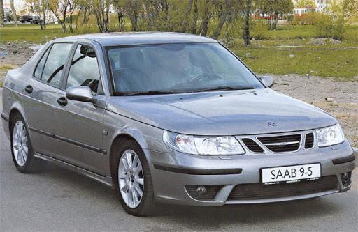 Подержанные автомобили Saab 9-5