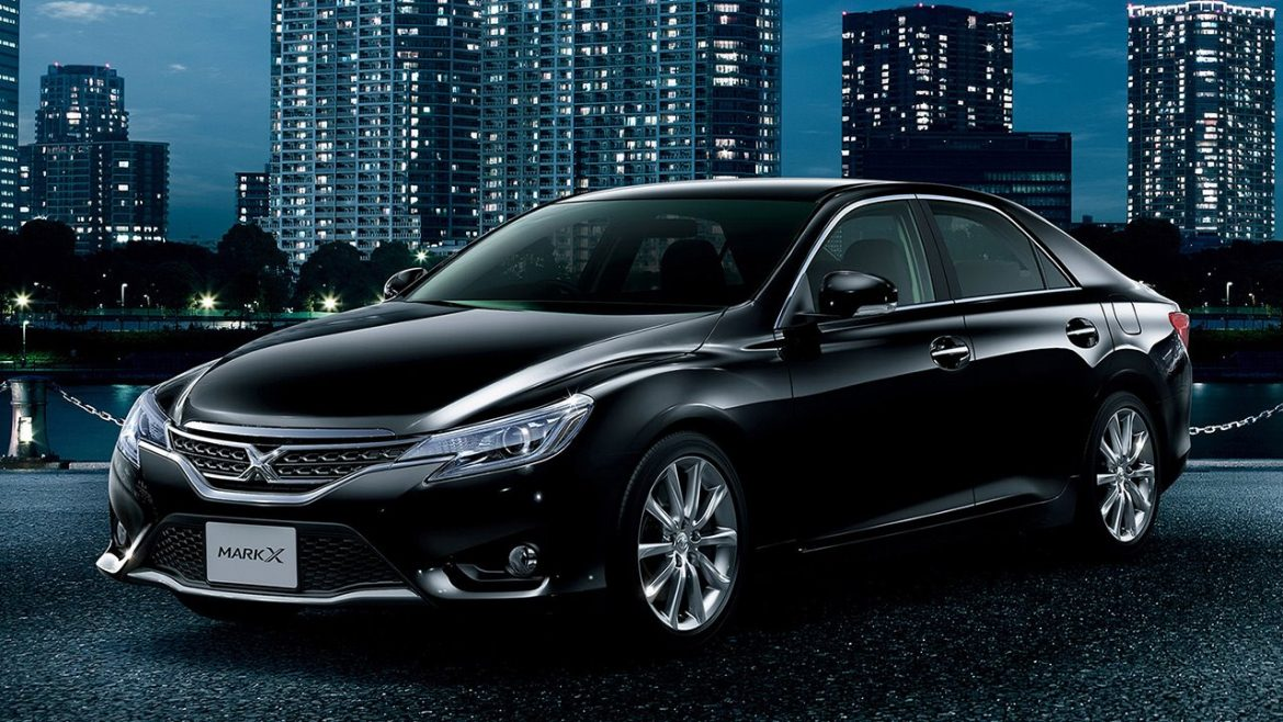 Характеристика Toyota Mark X