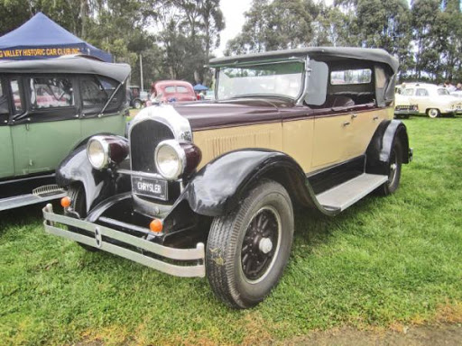 1926 года Chrysler Imperial